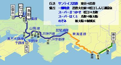 旅路路線図