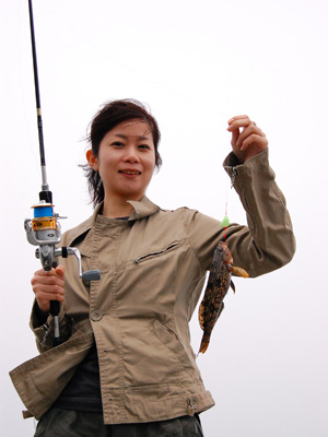田代島釣り